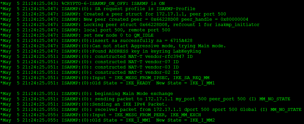 Cisco VPN troubleshooting | CCIE or Null!