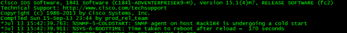 Reboot took 170 seconds! Almost 3 minutes!