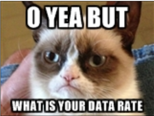 Data rate2