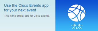 CiscoEvents